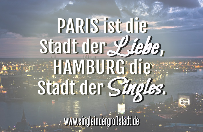 Single stadt hamburg