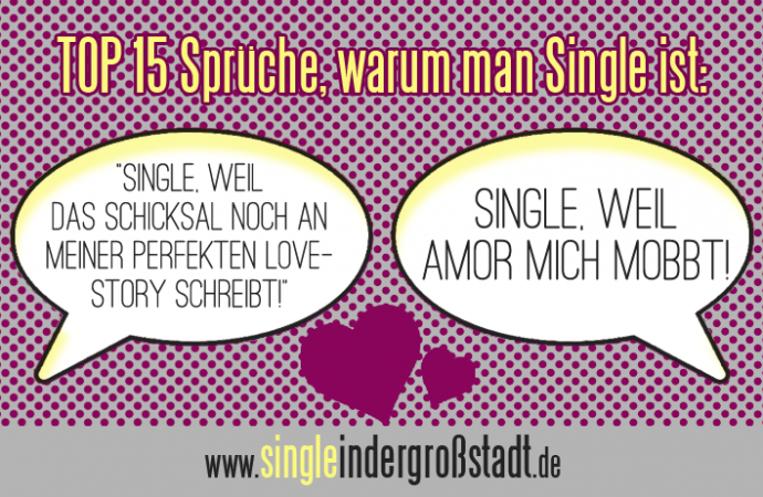 Voting 10 Gruende Warum Man Single Ist