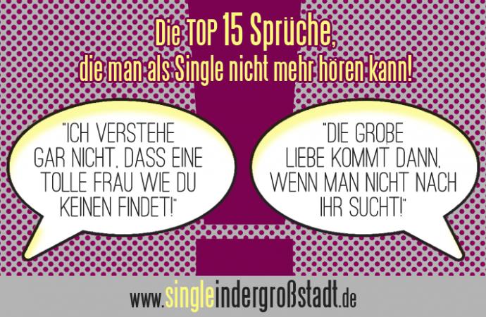 Single mann dreißig welt