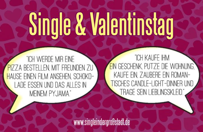 Der Tag mit dem Valentinstag!