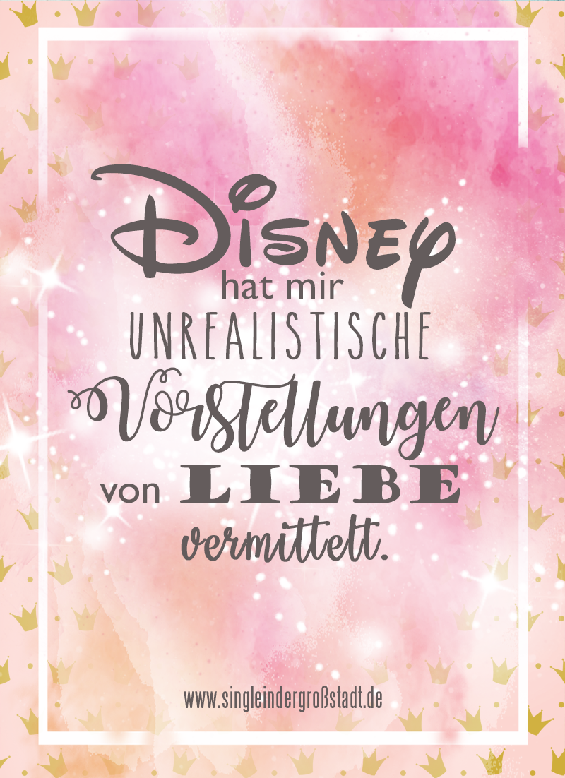 Partnersuche disney