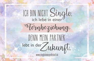 Spruche Zitate Archive Single In Der Grossstadt