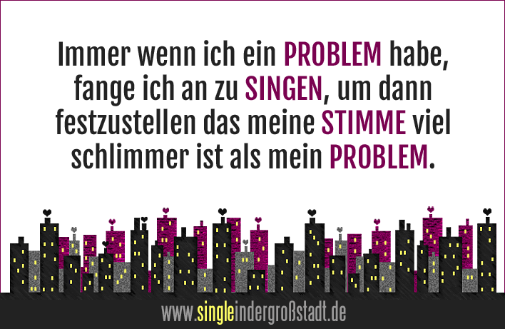 Single frauen singen