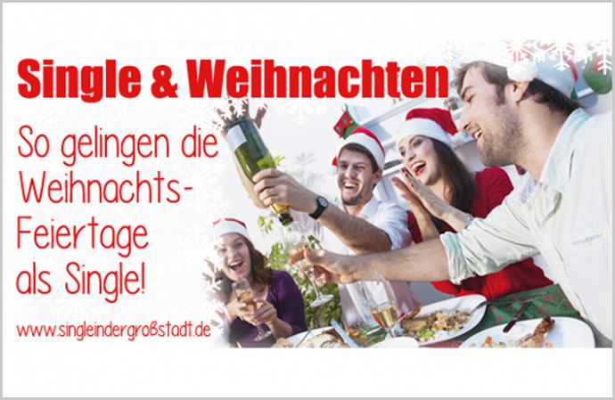 single weihnachten