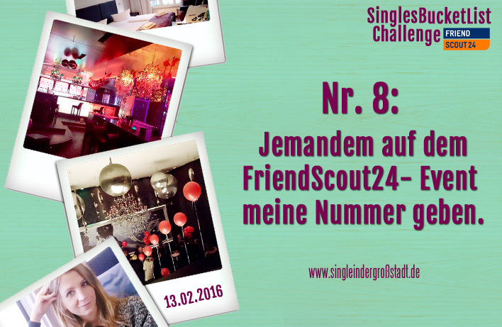 Friendscout24 Events