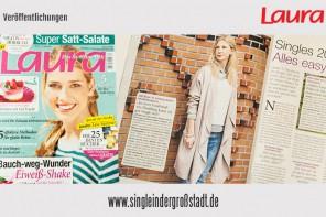Frauenmagazin: LAURA – Mai