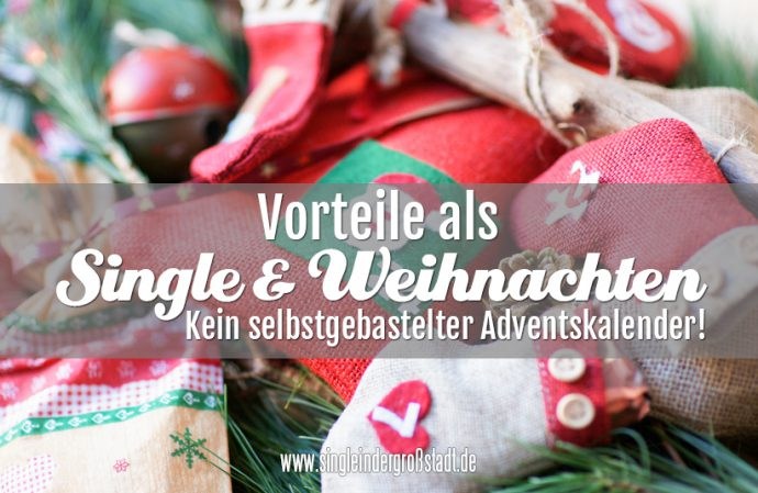Weihnachten Single An