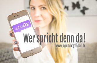 Großstadt-Dating-App
