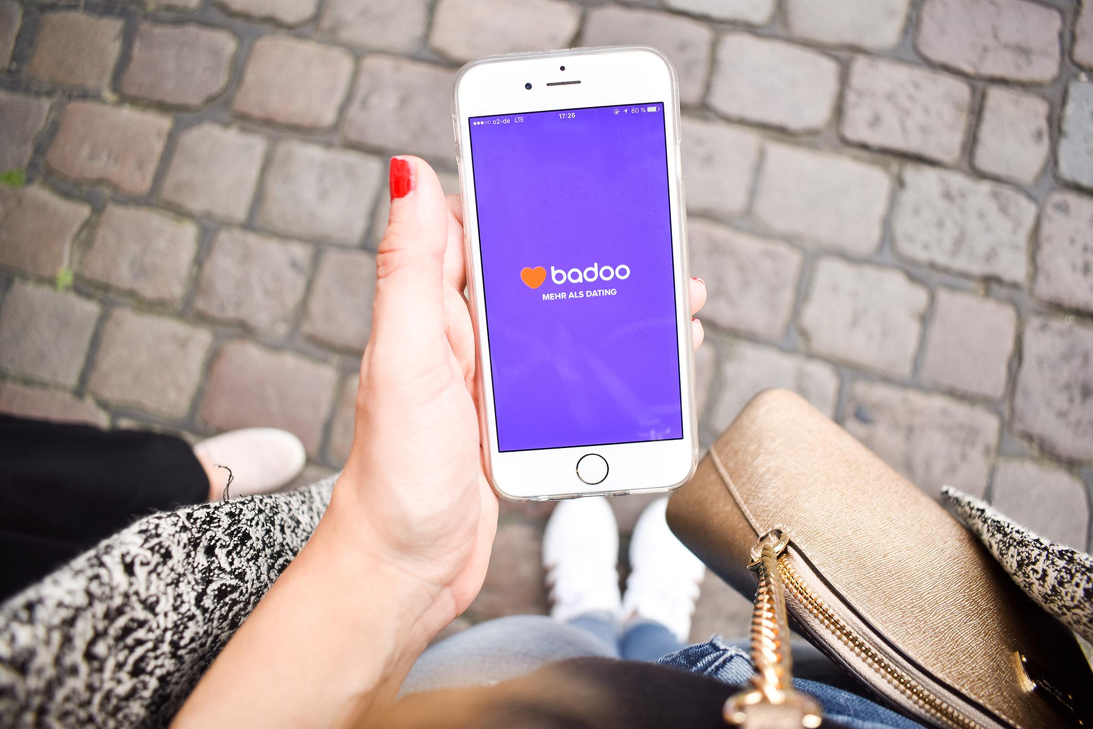 Badoo volle Seite nicht mobil