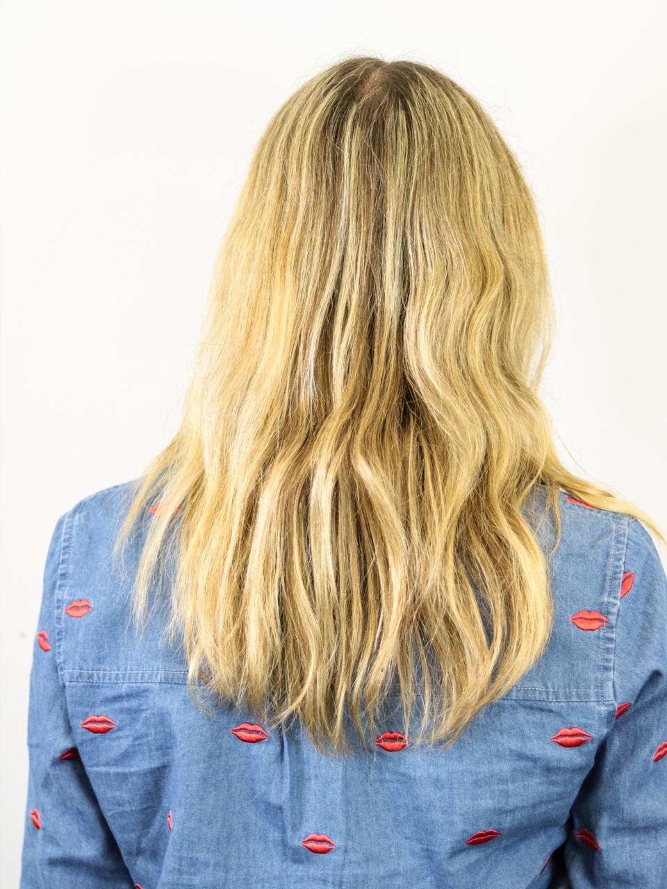 Neues Ich Neues Haar Balayage