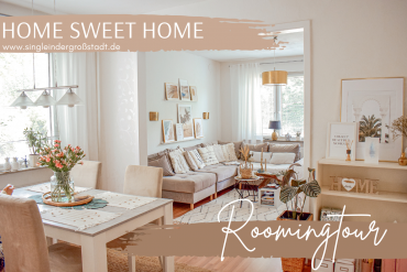 Home Sweet Home - Poster Store Roomingtour